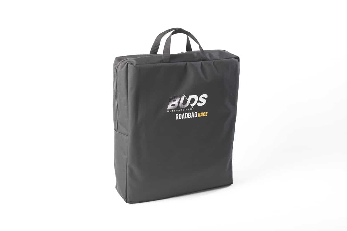 Etui housse transport velo route buds sports roadbag race for Housse transport velo