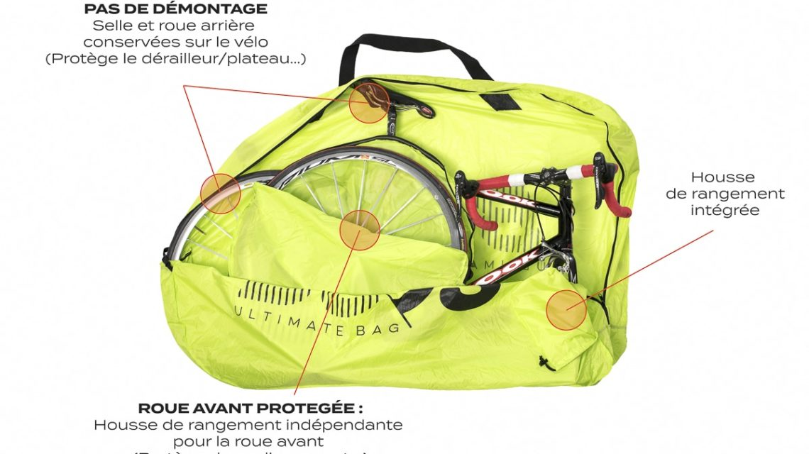 Housse protection velo route ouverte textes buds sports for Housse protection velo