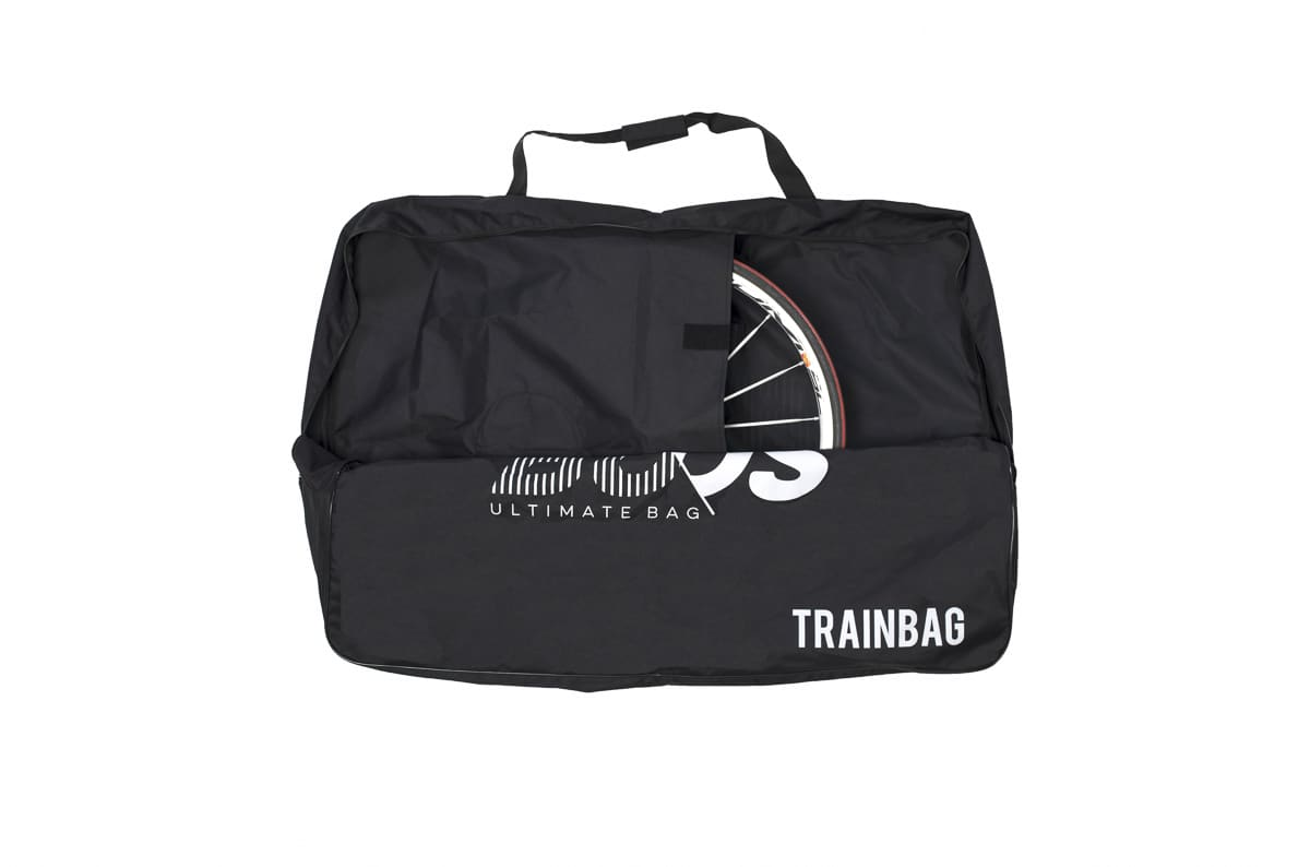 Housse transport velo ouverte buds sports trainbag buds for Housse transport velo