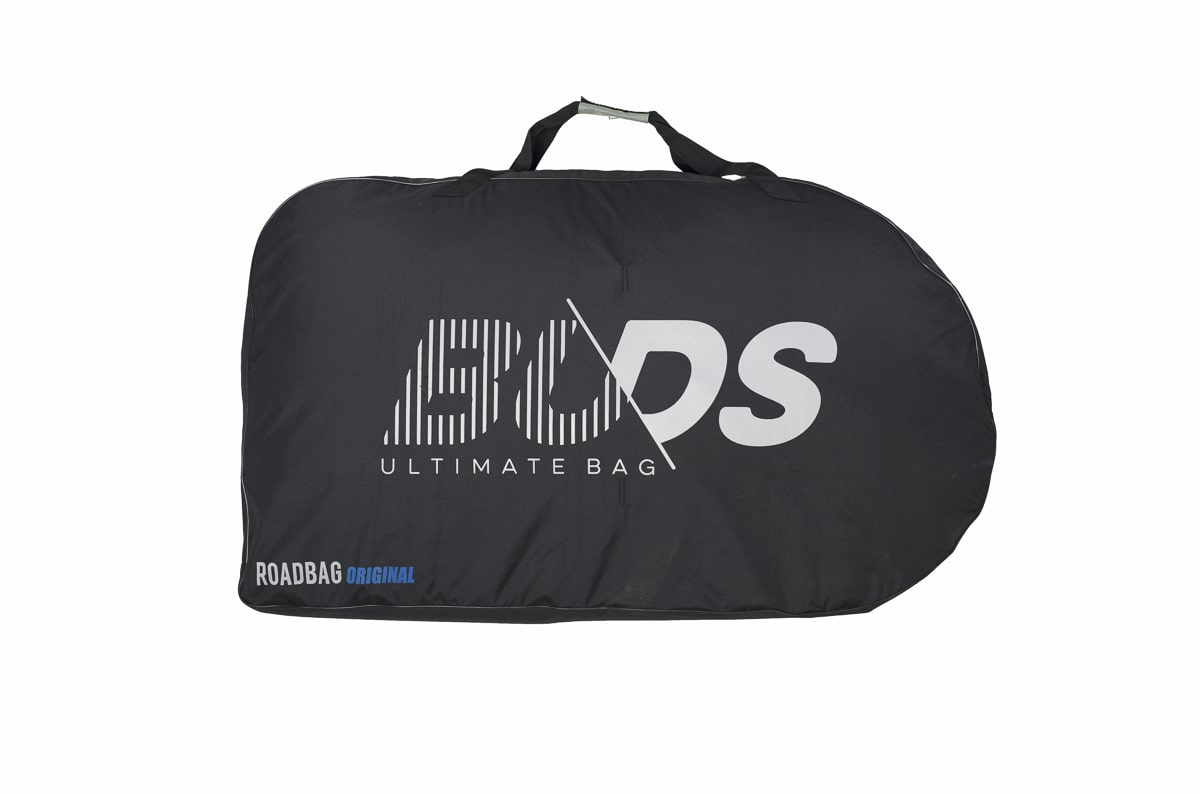 Housse transport velo route fermee buds sports roadbag for Housse transport velo scicon