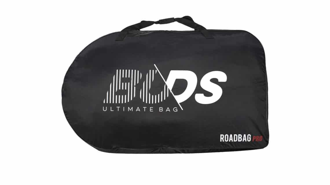 Housse transport velo route fermee buds sports roadbag pro for Housse transport velo