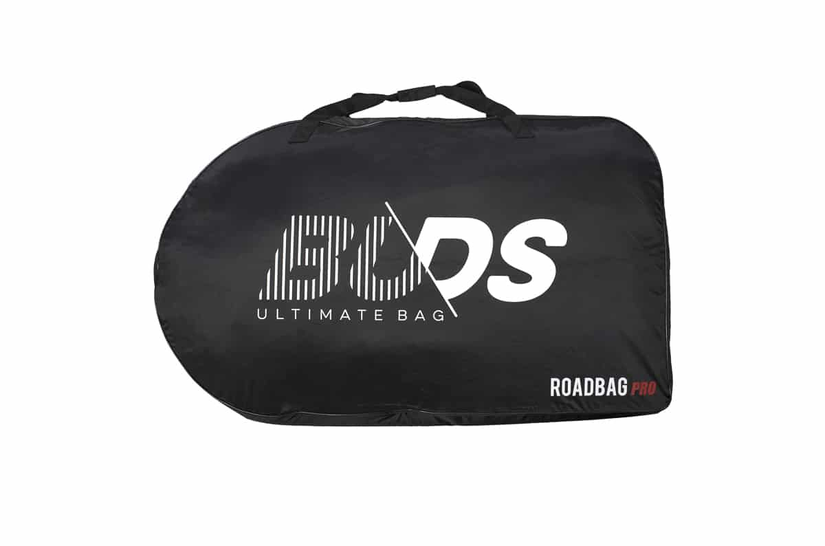 Housse transport velo route fermee buds sports roadbag pro for Housse de velo intersport